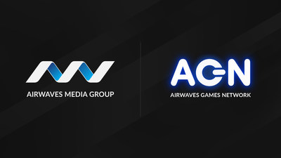 Airwaves Media Group (AMG) officially announces the launch of Airwaves Games Network (AGN)