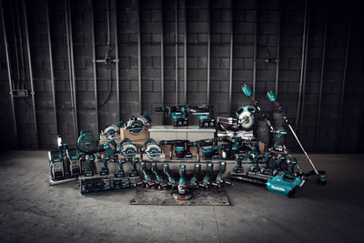 The Makita 40V max and 80V max XGT® System is launching with a range of 50 products, and more products will be coming soon.