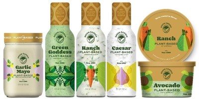 Green Garden introduces new line of plant-based dressings, dips and mayos