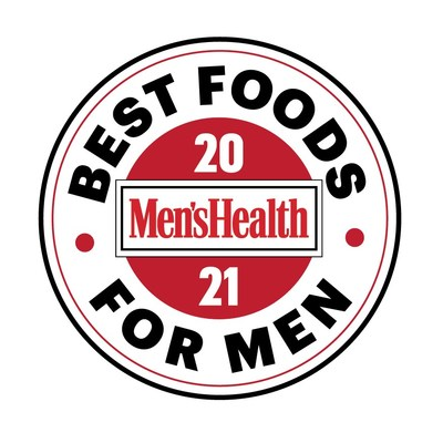 Men's Health Best Foods for Men logo