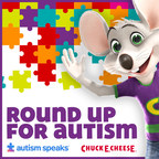 Chuck E. Cheese Celebrates Autism Awareness Month With The Return ...