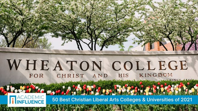 For students who want a faith-based higher education, Academic Influence ranks the top Christian schools for liberal arts and top CCCU-member schools.