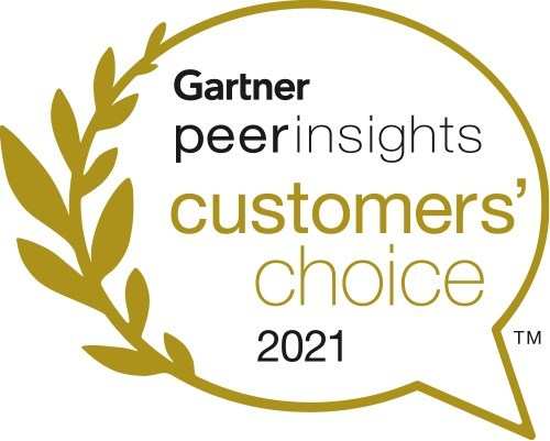 TOPdesk Is Recognized As A 2021 Gartner Peer Insights Customers' Choice For IT Service Management Tools