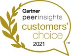 TOPdesk Is Recognized As A 2021 Gartner Peer Insights Customers'...