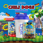 G FUEL Chili Dogs Energy Drink, Inspired by 'Sanic', is Coming to a Green Hill Near You