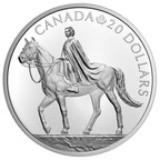 Royal Canadian Mint y Britain's Royal Mint se asocian para...
