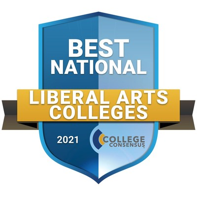 College Consensus Best National Liberal Arts Colleges 2021