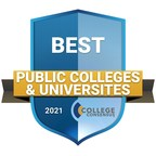College Consensus Publishes Aggregate Consensus Ranking of the 100 Best Public Colleges and Universities for 2021