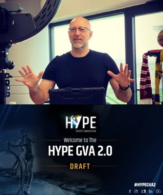 HYPE GVA 2.0: Sport industry giants hand-pick startups for pilots (PRNewsfoto/HYPE Sports Innovation)