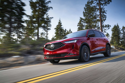 Honda and Acura brands, American Honda, set multiple sales records in March, with the Acura MDX setting an all-time best monthly record, helping Acura SUVs to their best sales month as well.