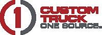 NYSE: CTOS (PRNewsfoto/Custom Truck One Source, Inc.)