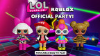 Get Ready To Groove And Bust A Move -- LOL Surprise™ Is Bringing...