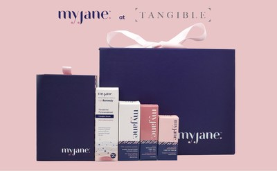 MyJane's Now Available at Tangible™ Collective in Florida, Ohio and Washington States WeeklyReviewer