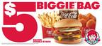 Major Bag Alert: Wendy's Fan-Favorite Bacon Double Stack™ Is Back ...