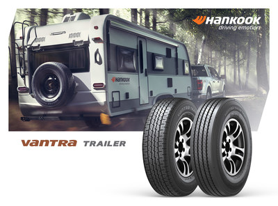 Hankook Tire brings its innovative tire technology to drive new outdoor adventures with the launch of its Vantra Trailer tire and high-load variant Vantra Trailer TH31. The Vantra Trailer tire incorporates trailer-specific tread technology such as decoupling grooves located at shoulder sections for improved traction in all road conditions.
