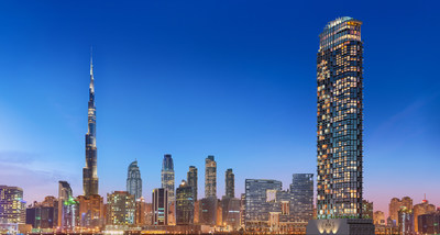SLS Dubai is the seventh SLS hotel, with 11 additional properties to open internationally over the next five years
