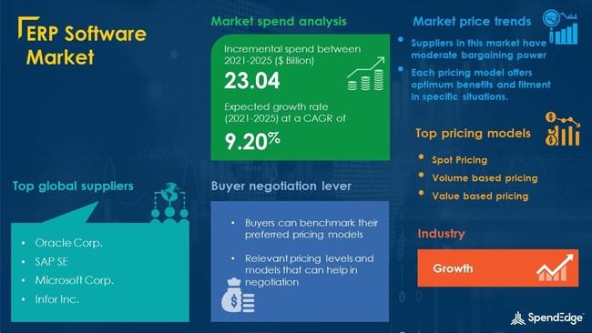 ERP Software Market Procurement Research Report