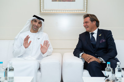 """World Leaders Gather At Sir Anthony Ritossa's 14th Global Family Office Investment Summit In Dubai"""