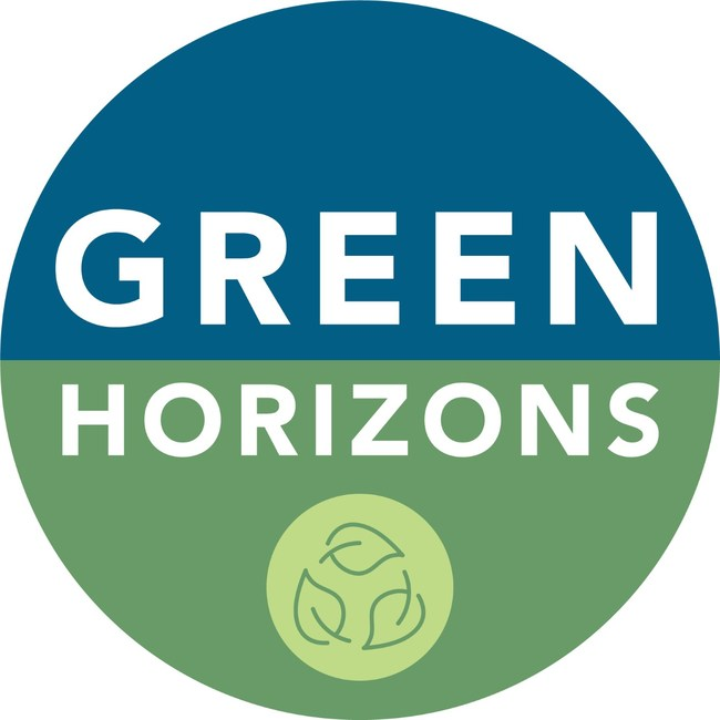 OnPoint Community Credit Union's Green Horizons Initiative Logo