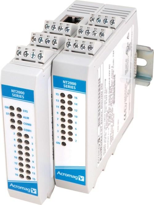 BusWorks® NT2000 Ethernet I/O Modules