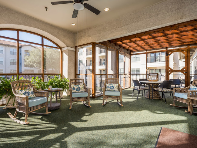 The recent renovation project for senior living community Conservatory At Plano won first prize in the General Contractor - Interior Finish-Out 2 ($500K-2M) category in the 2020 TEXO Distinguished Building Awards.