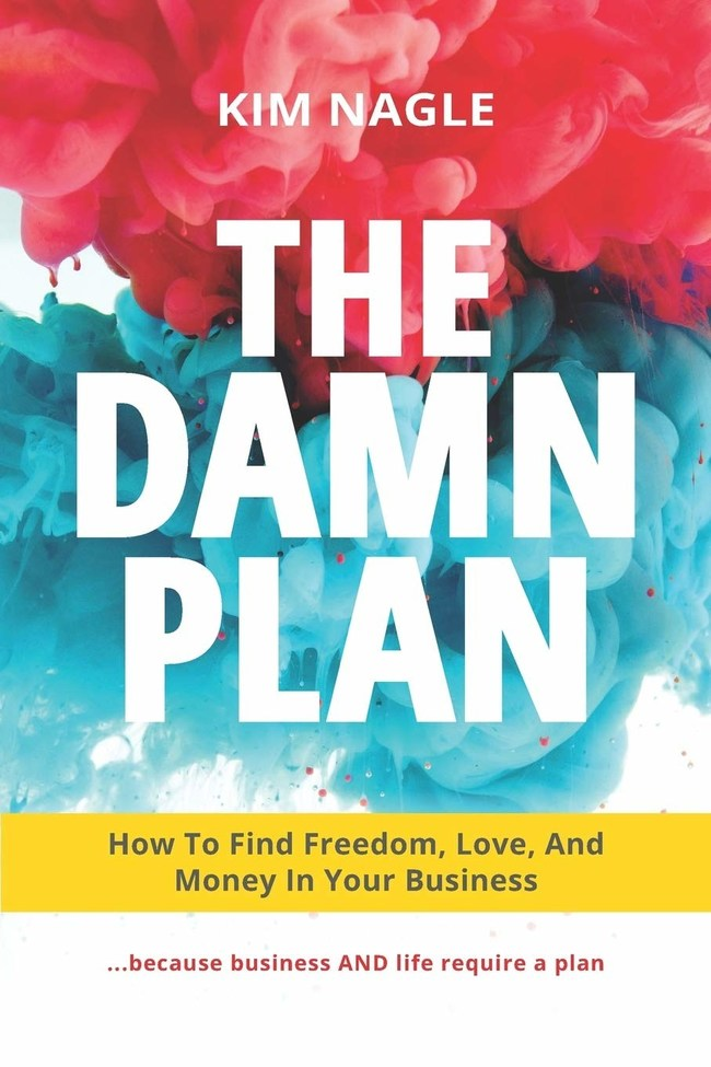 The DAMN Plan: How to Find Freedom, Love, and Money in Your Business