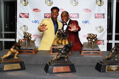 "Johnny ""The Jet"" Rodgers Jet Award"