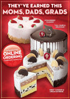Cold Stone Creamery is Celebrating Moms, Dads & Grads...