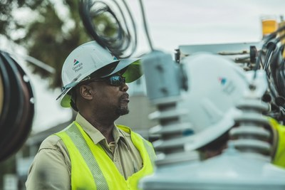 "Georgia Power invites customers to share their thanks during ""Thank a Lineman"" month."