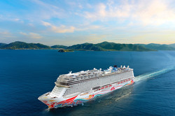 Norwegian Joy will offer week-long Caribbean itineraries available from Montego Bay, Jamaica as of Aug. 7, 2021, calling to Harvest Caye, the Company's private resort destination in Belize.