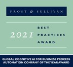 Beyond Limits Recognized by Frost & Sullivan with 2021 Global ...