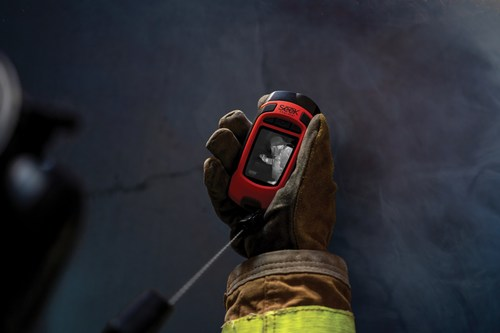 The Reveal FirePRO X from Seek Thermal - the leading supplier of thermal sensors for the public safety market - is an upgraded personal thermal imaging camera (TIC) for firefighters and their high-resolution thermal imaging needs. New features include charging enhancements and a multi-charger for up to four devices.