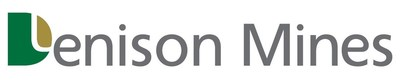 Denison Mines Corp. Logo (CNW Group/Denison Mines Corp.)
