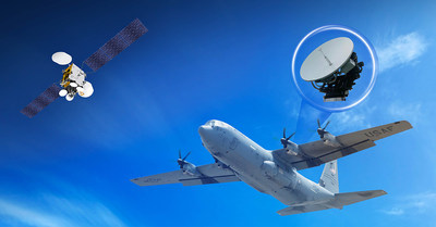 Orbit GX46 Airborne SATCOM Terminal Receives Inmarsat Global Xpress Commercial and Military Ka-band Type Approval (PRNewsfoto/Orbit Communication Systems Ltd)