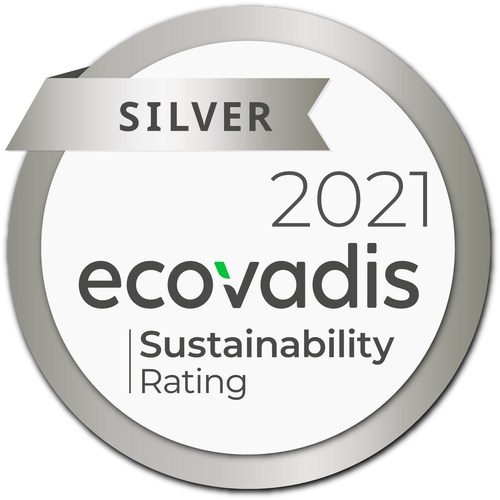 JA Solar Awarded Silver Medal by EcoVadis for Ongoing CSR Efforts
