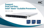AIC Announces New Product Based on the 3rd Gen Intel Xeon...