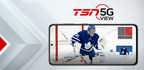 TSN 5G View在多伦多推出,让枫叶粉丝们掌控每一场比赛的角度