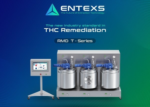A Sacramento-based engineering and fabrication technology company for hemp extraction solutions has announced the launch of their industry-disrupting THC remediation systems, the RMD-T Series.