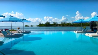Wyndham Opens Turtle Island Beach Resort on Private Island