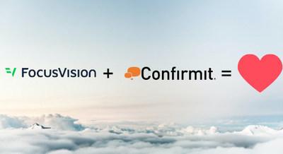 FocusVision + Confirmit
