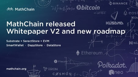 MathChain release whitepaper v2 and roadmap