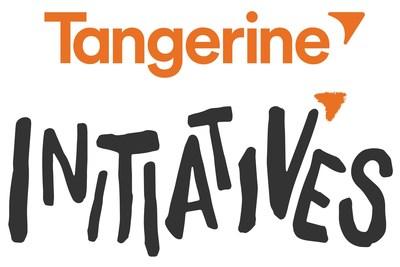 TANGERINE INITIATIVES LOGO (Groupe CNW/Tangerine)