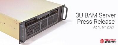 3U BAM Server Launch
