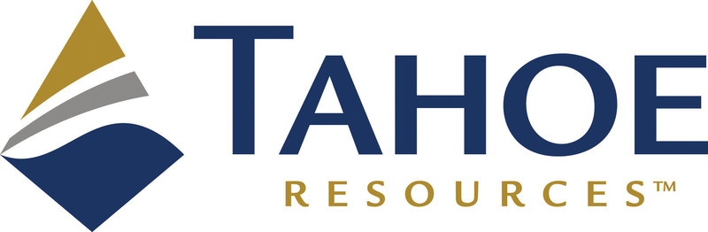 New Tahoe Logo (PRNewsFoto/Tahoe Resources Inc.) (PRNewsFoto/Tahoe Resources Inc.)