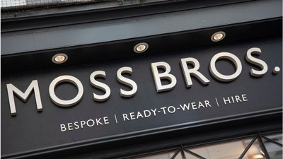 UK Retailer Moss Bros. partners with Retalon for Advanced Analytics and AI to Optimize their retail business. (CNW Group/Retalon Inc.)