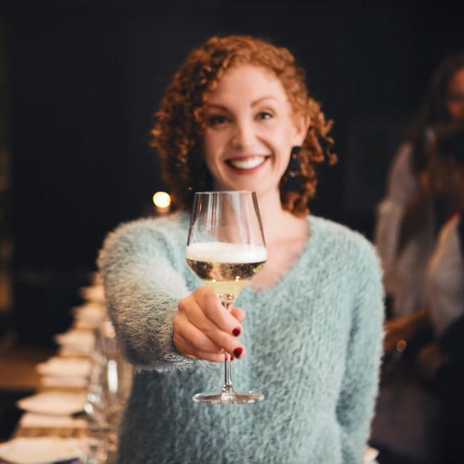 Sara Moll, Founder and CEO of Vin Social