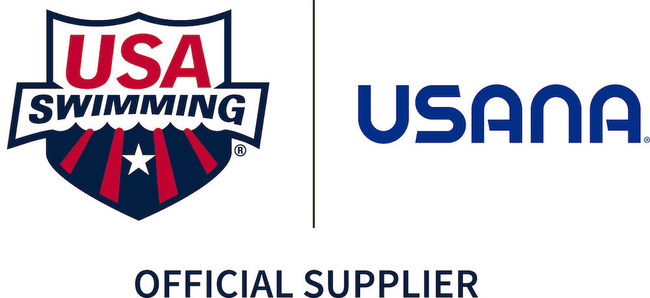 USANA is now the official multivitamin of USA Swimming