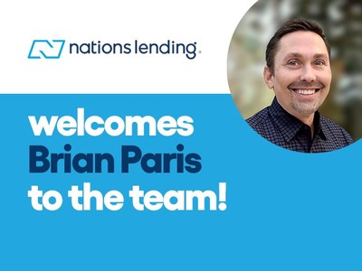 Nations Welcome Brian Paris