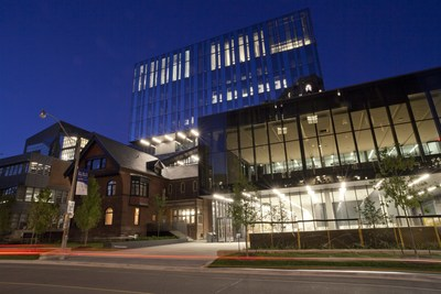 The University of Toronto's Rotman School of Management (PRNewsfoto/2U, Inc.)