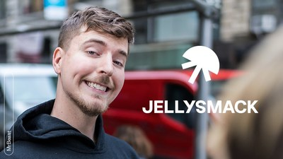 YouTube star MrBeast teams up with Jellysmack to optimize and distribute his wildly popular videos on Snapchat and Facebook
